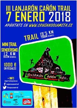 III Lanjarón trail