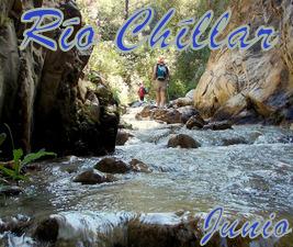 Río Chíllar 2017